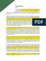 LEIDO U 14 Antonio María Hernández - Autonomía municipal. Síntesis histórica