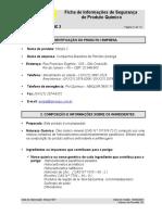 FISPQ Molytic 2 graxa