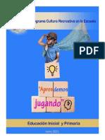 1624886892138_1. Cultura Recreativa - Inicial y Primaria - Junio 2021