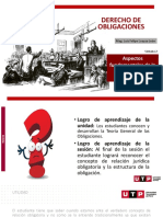 S02.s1. PPT - RELACION JURÍDICA OBLIGATORIA Y SU ESTRUCTURA
