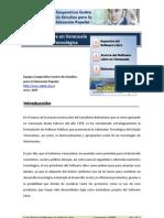 Software Libre en Vzla y Soberania Tecnologica