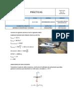 PRACTICA 3 Aeronave en Despegue