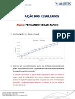 LABORATORIO DE MATEMATICA E FISICA - Movimento Retilíneo Uniformemente Variado (MRUV) - Relatório - Unid 3