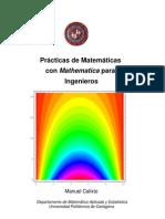 Prácticas de Matemáticas con Mathematica para Ingenieros Autor