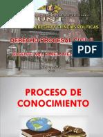 SEMANA 1 - LA POSTULACION DEL PROCESO