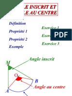 Angle Inscrit Angle Au Centre Rouge 2008 09