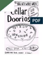 Cellar Door Issue #2