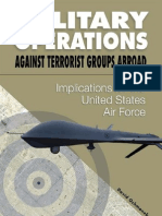 Military Operations Against Terrorist Groups Abroad