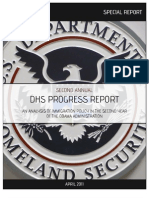 IPC 2nd Annual DHS Report