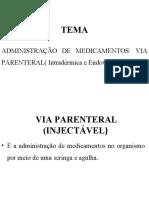 SLAIDE MEDICAMENTOS IV GRAÇA