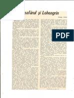 Luceafărul Și Lohengrin