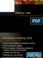 waiting line