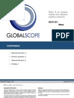 Resultados Sistema Financiero de México al mes de Agosto 2021