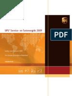 servicegids UPS