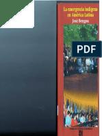 La emergencia indigena en America Latina - Jose Bengoa