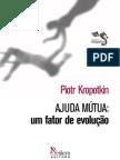 Piotr Kropotkin - Ajuda mútua, Um fator de evolução
