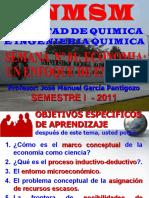 SESION Nº 01 - ECONOMIA UN ENFOQUE DE EMPRESA
