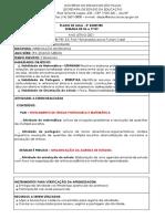 3ºA PLANO DE O.E - 06 a 17.09