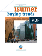 Furniture Today Consumer Buying Trends