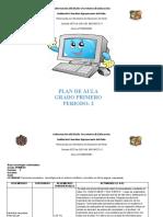 IIP Grado 1° PLAN DE AULA TECNOLOGIA