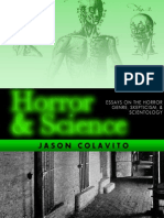 Horror and Science