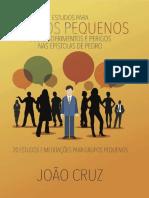 GRUPOS PEQUENOS_ Em Tempos de Sofrimento e Perigo - Estudos nas Epístolas de Pedro