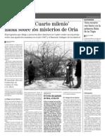 La Voz de Almería, Alberto Cerezuela, Cuarto Milenio, Editorial Círculo Rojo