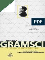 6 Cadernos do Cárcere Gramsci