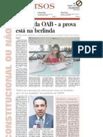 Piauí Na Luta OAB X Inconstitucionalidade