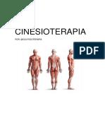 Apostila - Cinesioterapia