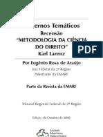 Caderno Temático da EMARF - Hermenêutica - 2006