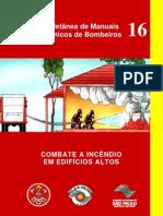MTB-16 COMBATE A INCÊNDIO EM EDIFÍCIOS ALTOS