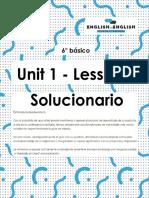 6° básico_lesson 3_Solucionario