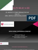 Expo EL ROL DEL MEDICO