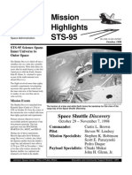 Mission Highlights STS-95