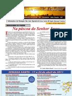 Paróquia São José Operário - Abril 2011