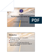 SJ-5112 Grade Separation Intersections