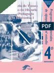 Seminario de Temas Selectos de Historia de la Pedagogía y la Educación I