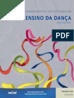 Conhecimento e Metodologia Do Ensino Da Dança