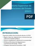 El Organismo Supervisor de las Contrataciones del Estado DIAPOS