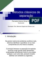 Métodos-clássicos-de-separação-REVISADO-2016