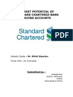 Standard Chartered Bank (Saving Accounts)