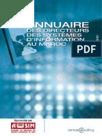 Annuaire Des DSI AUSIM 2011