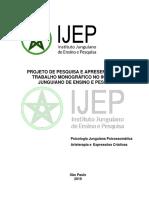 MANUAL DE ELABORAÇÃO DO PROJETO E DA MONOGRAFIA DO IJEP