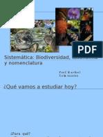 Biodiversidadtaxonomia
