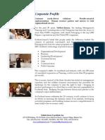 Guthrie-Jensen - Corporate Profile