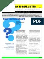 VADEA e bulletin Issue Thirteen