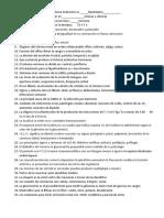 CUSTIONARIO ENDOCRINO RENAL Y SNC