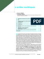 p3315 Analyse des acides nucléiques