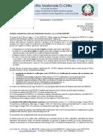 Comunicazione n. 11 modalita di accesso all'istituzione scolastica